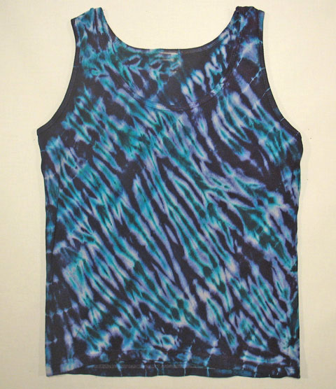Ribbed Knit Ladies Tank Top